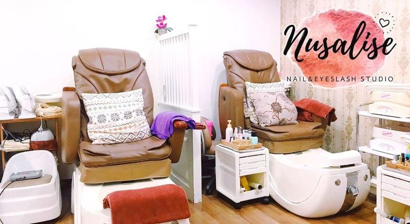ร้านทำเล็บ ใกล้ MRT - nusalise nail