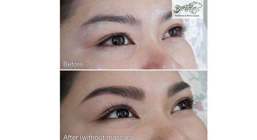 Little eyebarehare eyebrow   wax salon %28ekkamai%29  new