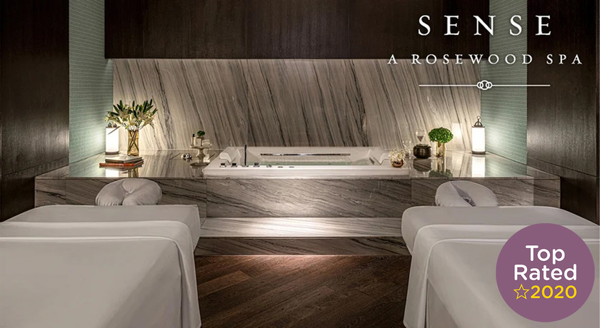 Sense a rosewood spa