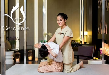 SPA Cenvaree @ Centara Grand CentralWorld Bangkok Venue