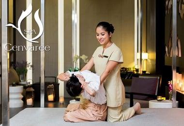 SPA Cenvaree @ Centara Grand CentralWorld Bangkok Venue